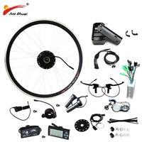 500 Вт/350 Вт/250 Вт Электрический велосипед/Велосипедный мотор комплект без батареи светодио дный/ЖК дисплей колеса мотор для велосипеда 3000 Вт