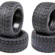 Высокая рукоятка супер носимые дорожные шины для HPI km ROVAN BAJA 5B