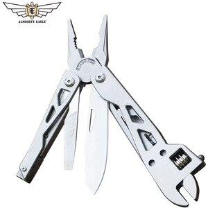 """Image 4 - הקב""""ה נשר plier תכליתי כיס סכין נייד פלייר יד כלי מתקפל כלי קמפינג כלים חיצוני הישרדות ציוד"""