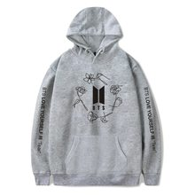 BTS Love Yourself Hoodies (24 Models)