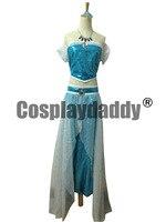 Лидер продаж! Аладдин Жасмин карнавальный костюм принцессы для взрослых костюм