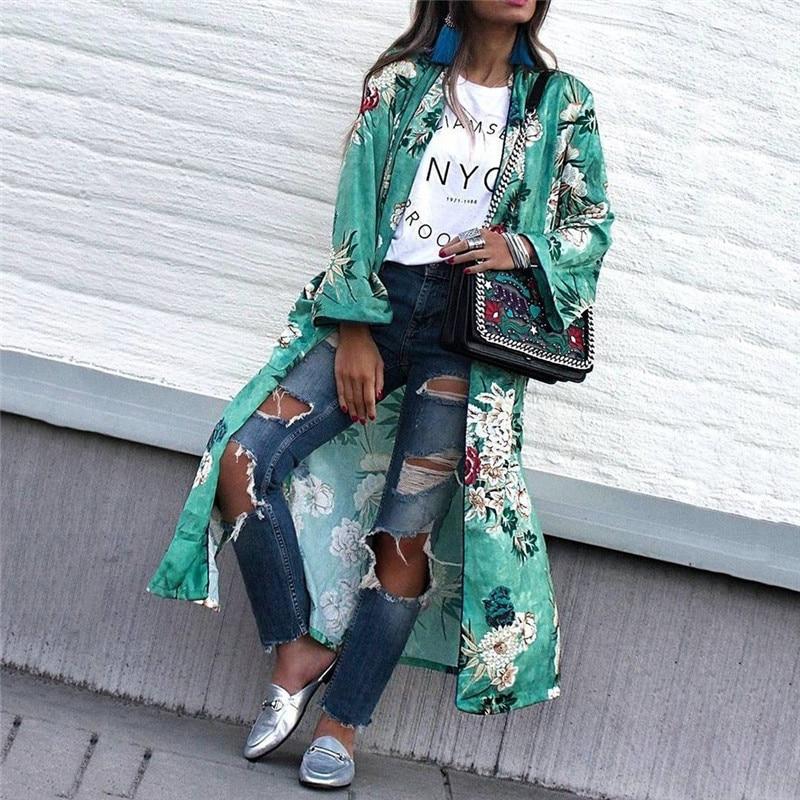 Camisa solta de chiffon para mulheres, blusa