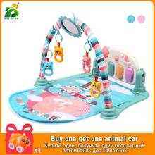 Baby Activities Rug Children's developing Play mat Soft Carpet Musical Piano Educational Kid Puzzle Game Mat Baby Gym Toy