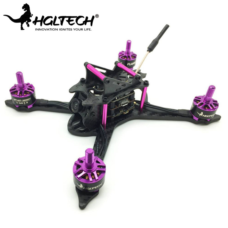 HGLRC XJB-145MM RC Quadcopter PNP F4 2-4S 28A Blheli_S ESC 25/100/250mW Switched VTX For RC Toy VS Eachine Wizard X220S брюки adl adl ad005ewamkj3