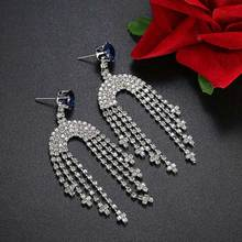 FYM high quality 5 colors Vintage Flower shape Pendants Statement Drop Earrings Bohemian Earrings For Women party fym high quality fashion snow flower shape 4 colors necklace