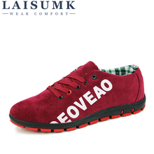 LAISUMK 2020 New Fashion Canvas Shoes For Men Low Style Comfortable Denim Mens Shoes Lace up Flats Casual Shoes Man Summer spring new solid men s flats shoes casual canvas man fashion summer shoes for men lace up solid comfortable men loafers