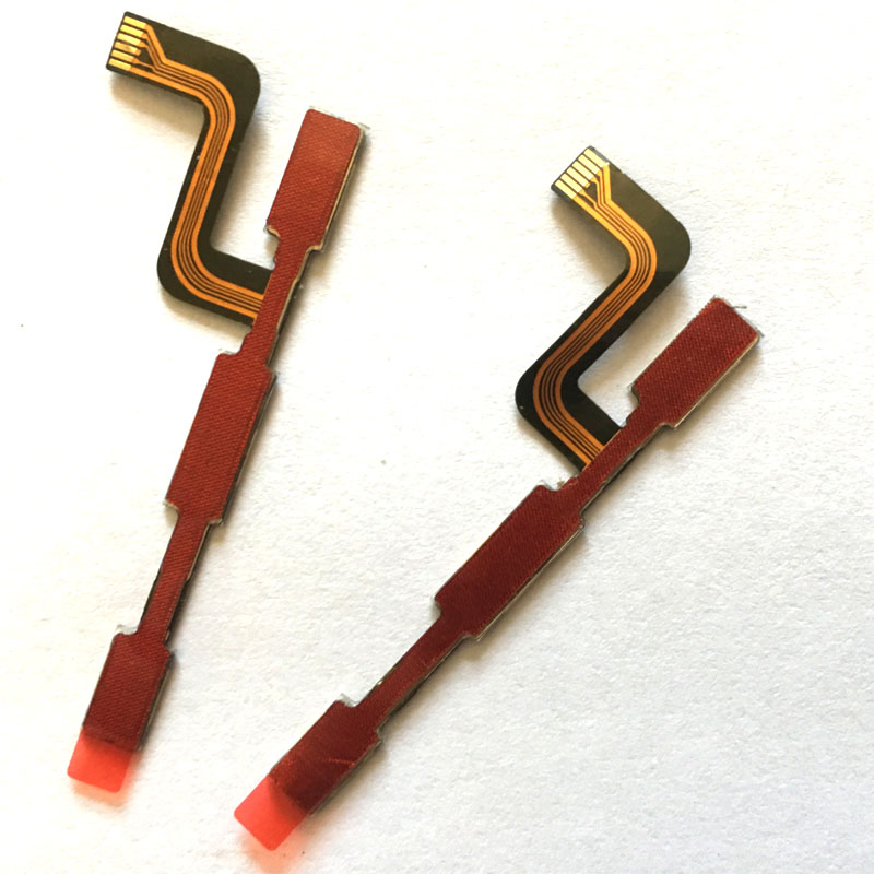 2PCS/LOT For Xiaomi Redmi Note 3 Pro Se 152mm Special Edition Power Volume Button Flex Cable Replacement Parts