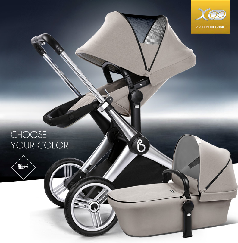 High Quality Babysing High Landscape Luxury Baby Strollerwith