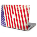 "For Apple Macbook Decal Sticker 13 inch Air Pro with or without Retina display Stars and Stripes 13.3"" Skin Laptop"