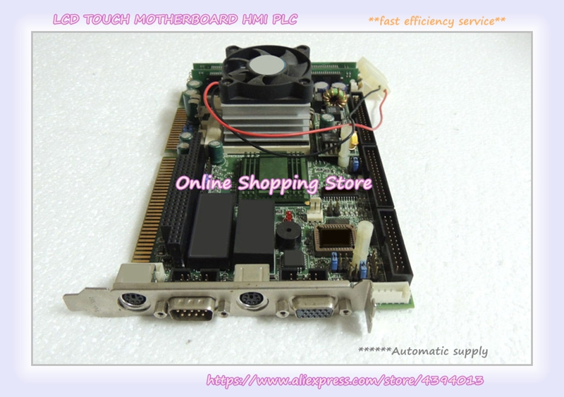 цена ROCKY-518HV V4.1 industrial motherboard 100% tested perfect quality