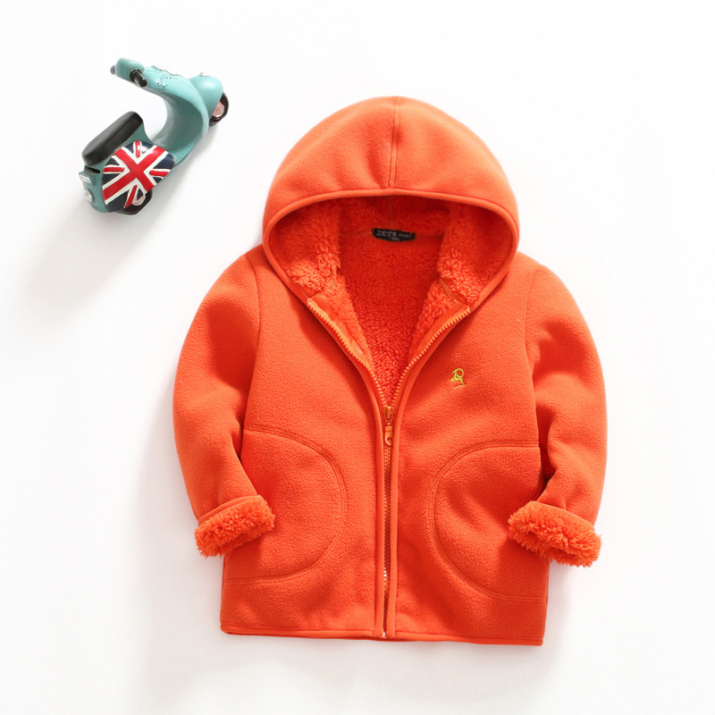 4e4fc0545b21 2018 baby boys girls coats and jackets fleece girl coat winter ...