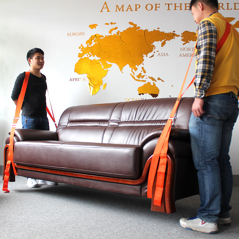Move Belt Move Straps Loading 300kg Strong Moving Furniture Tools
