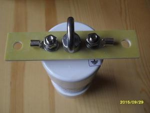 Image 4 - 1:9 Balun 200Wคลื่นสั้นBalun HAMยาวHFเสาอากาศRTL SDR 1 56MHz 50 OHM TO 450 โอห์มNOX 150 แม่เหล็ก