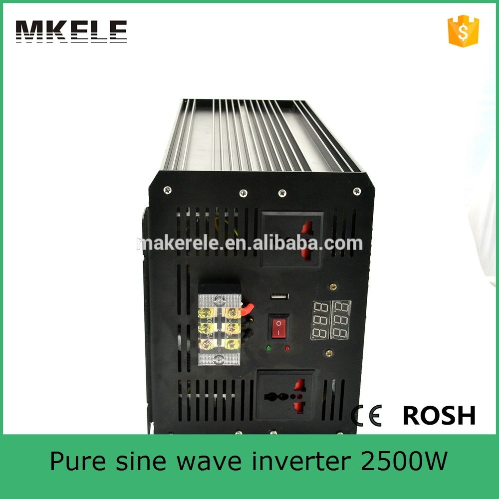 MKP2500-242B professional manufacturer 24v dc 230v ac pure sine wave power inverter off grid solar inverter for led light solar power on grid tie mini 300w inverter with mppt funciton dc 10 8 30v input to ac output no extra shipping fee