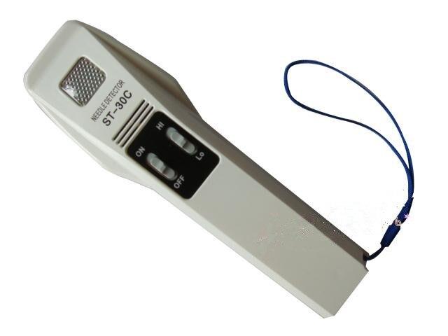 Détecteur de métaux tenu dans la main de ST-30C détecteur d'aiguille tenu dans la main