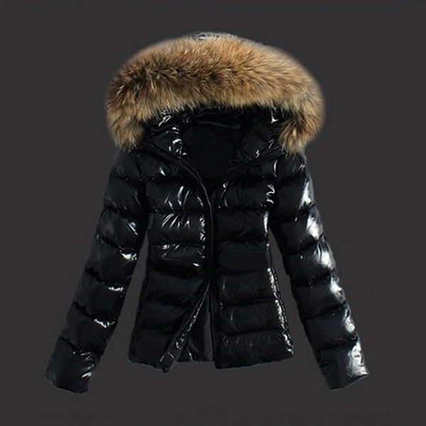 Fashion Women Winter Luxury Overcoat Fashion Long Sleeve Solid Zip up Faux Fur Loose Thick Quilted Jacket Coat Outerwear