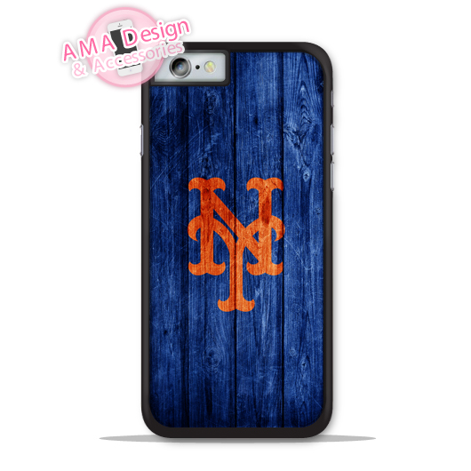 New York Mets Baseball Fans Phone Cover Case For Apple iPhone X 8 7 6 6s Plus 5 5s SE 5c 4 4s For iPod Touch