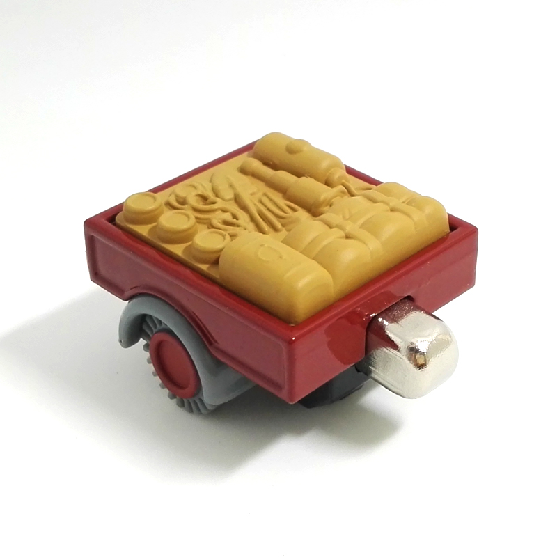 T0112 Diecasts Vehicles Thomas Lorrys truck Thomas And Friends Magnetic Truck Car Locomotive Railway Train For Boys children