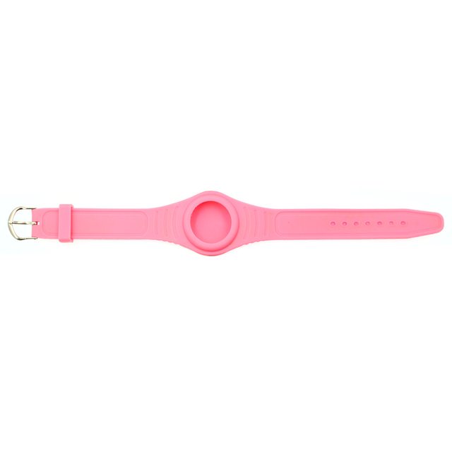 9 Colors 1pc Watch Silicone...