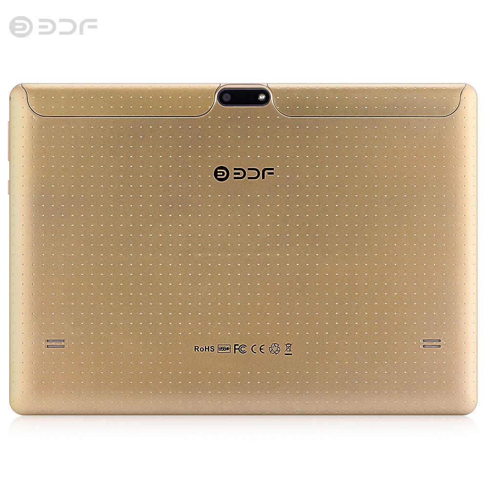 2019 10 inch Máy Tính Bảng Điện Thoại 3G Duall Gọi thẻ SIM Android 7.0 4 Nhân CE Thương Hiệu WiFi ĐỊNH VỊ GPS FM Máy Tính Bảng 4GB + 32GB 10.1 inch Tab