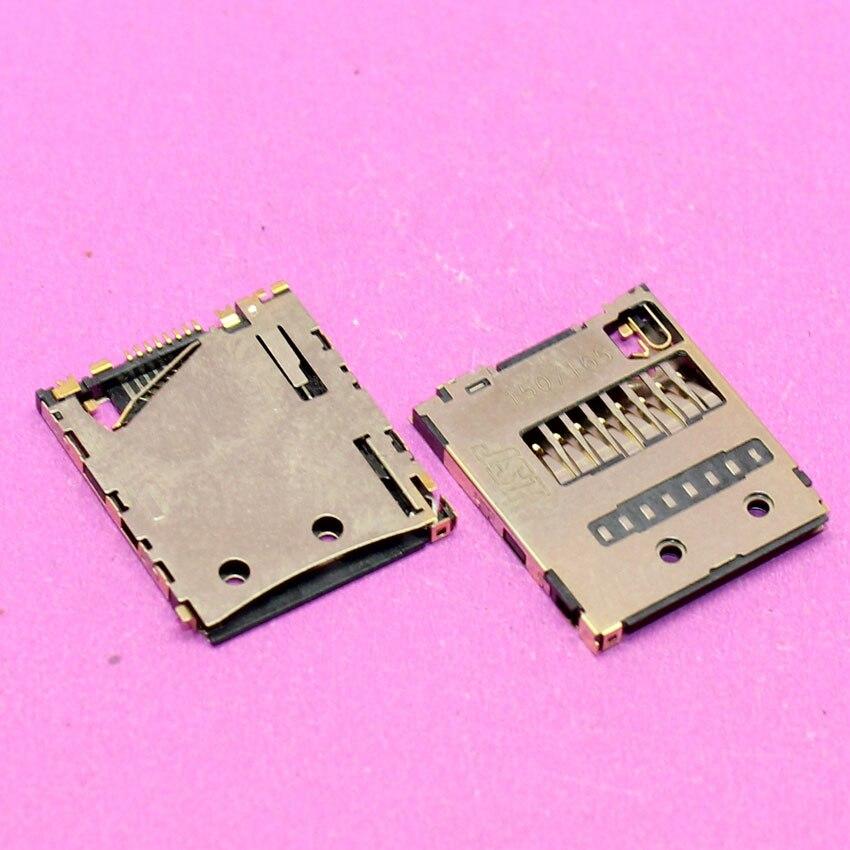 Generic ChengHaoRan for Lenovo A316 A269 P780 Sim Card Slot Tray Connector Holder Socket Reader Module Repair Part