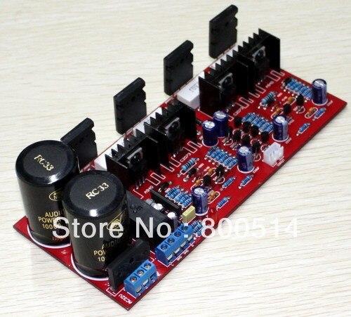 Assembled TT1943 / TT5200 Stero Power amplifier board 100W+100W   --#0508-11