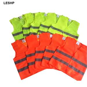 LESHP Overalls Reflective Work Clothes Safety Vest Tactical