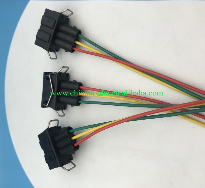 2 Pin 2 Way Car Truck Electrical Power Connector 10G Wire Plugs Lot Boat 20