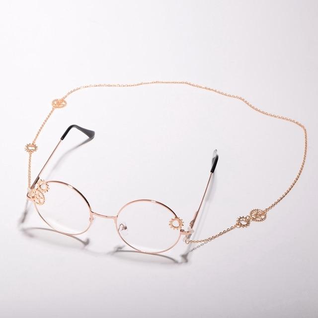Стимпанк очки с шестеренками в двух вариантах 4