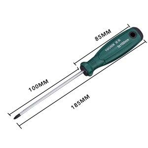 Image 3 - Urijk 1 قطعة متعددة الوظائف مفكات معزول PP الأمن أدوات إصلاح مشقوق فيليبس صيانة إصلاح الأدوات اليدوية