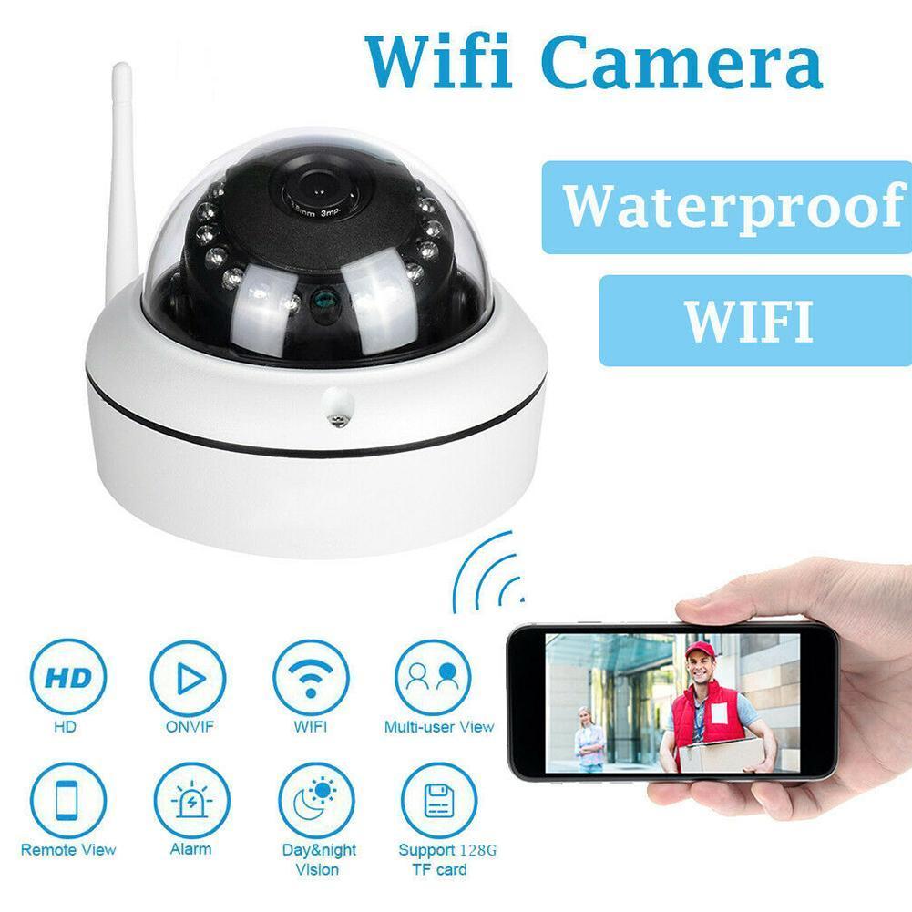CUJMH moniteur de sécurité visuel caméra vocale V380 sans fil WIFI caméra 1080P caméra chaude caméra de surveillance vocale