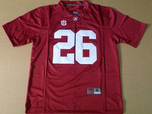 reputable site 41b9f 4b9e3 26 Landon Collins Alabama Crimson Tide Football Jerseys ...