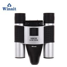 Big sale WINAIT binocular digital camera  objective lens binoculars combind with digital camera  telescope camera DT-08 free shipping