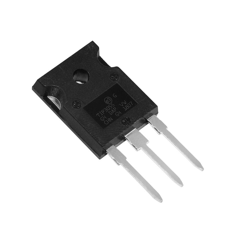 2Pcs TIP3055 60V 15A Transistor Npn New Ic vi