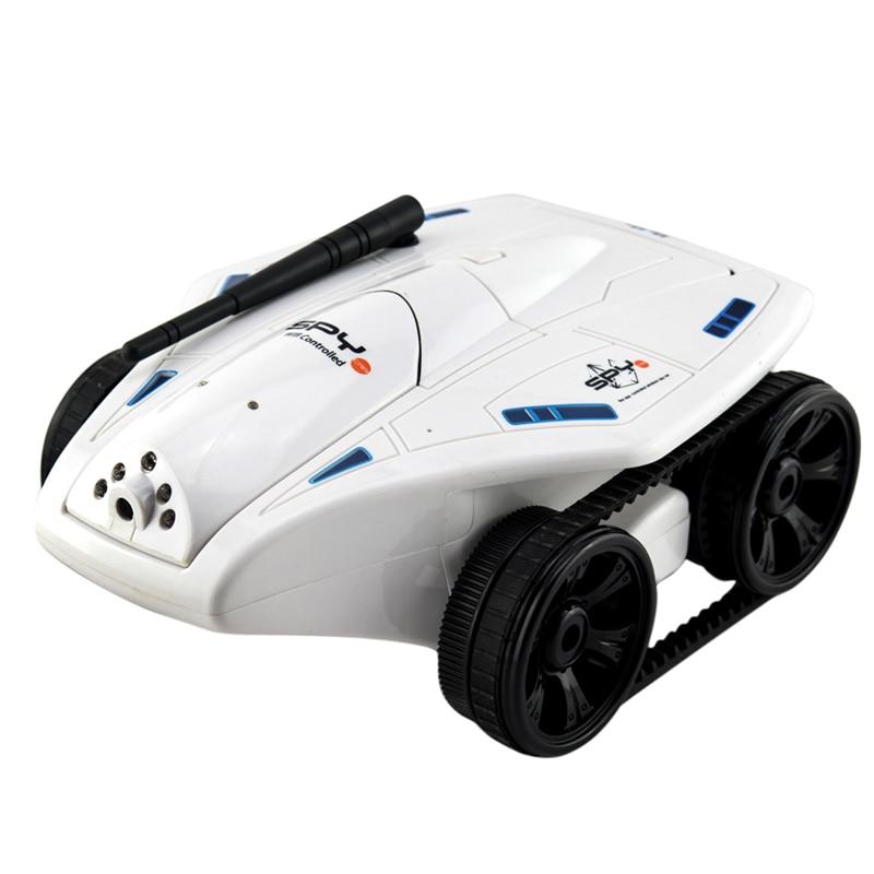 Hot Sale 777-325 Real Time Wi-Fi FPV RC Model 0.3MP HD Camera Tank Car Toy FCI#