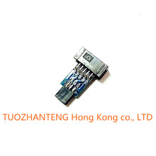 1pcs 10 Pin to 6 Pin Adapter Board for AVRISP MKII USBASP STK500 High Quality