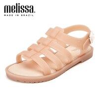 Melissa Women's Sandals Brazilian Female Jelly Shoes Summer Women Casual Jelly Shoes Romam Melissa Sandals