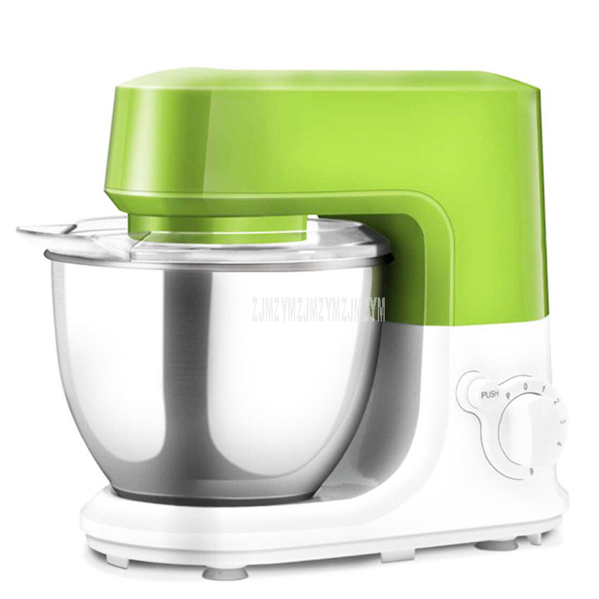 4L Electric Dough Mixer Multifunctional Automatic Butter Stirring Machine Kitchen Mixer Machine Egg Butter Beater 550W SM-9814L Electric Dough Mixer Multifunctional Automatic Butter Stirring Machine Kitchen Mixer Machine Egg Butter Beater 550W SM-981