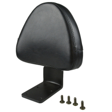 New Black Motorcycle backrest sissy bar for victory vegas boardwalk high ball gunner kingpin
