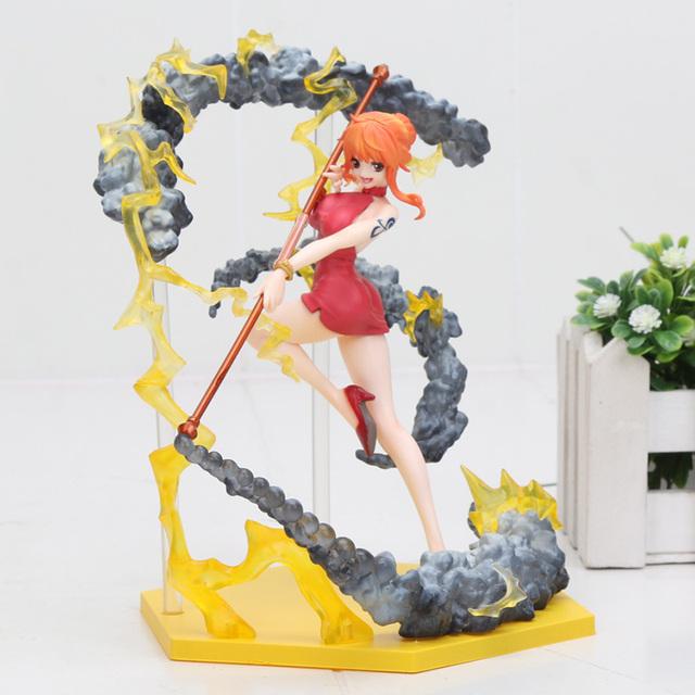 One Piece Nami Figura de Acción Coleccionable