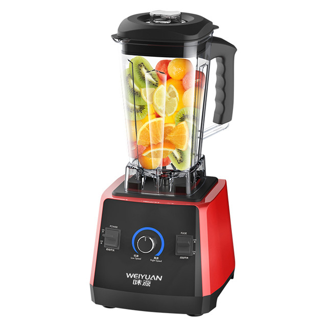 free shipping commercial grade home professional smoothies power blender food mixer juicer food fruit processor double commercial milk shake blender professional power blender mixer juicer food processor