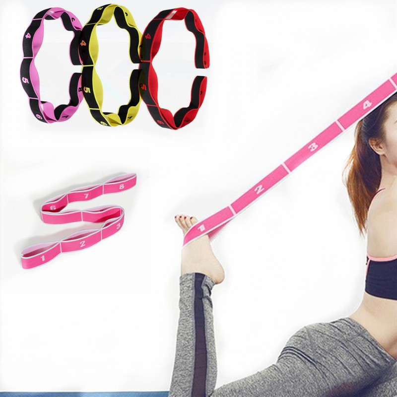Professional Resistance Band for Gymnastics and Sports for Body Flexibility and Muscle Activation