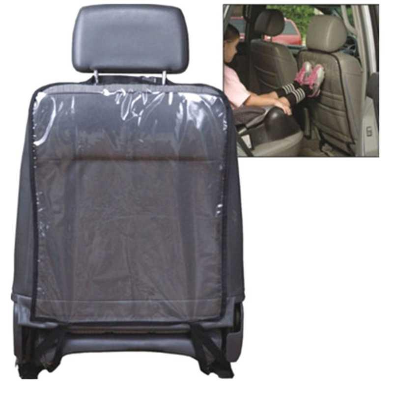 Автомобильное автомобильное сиденье Черная защитная крышка защита для детей Детский антиигровой чехол грязная защита автокресла чехлы