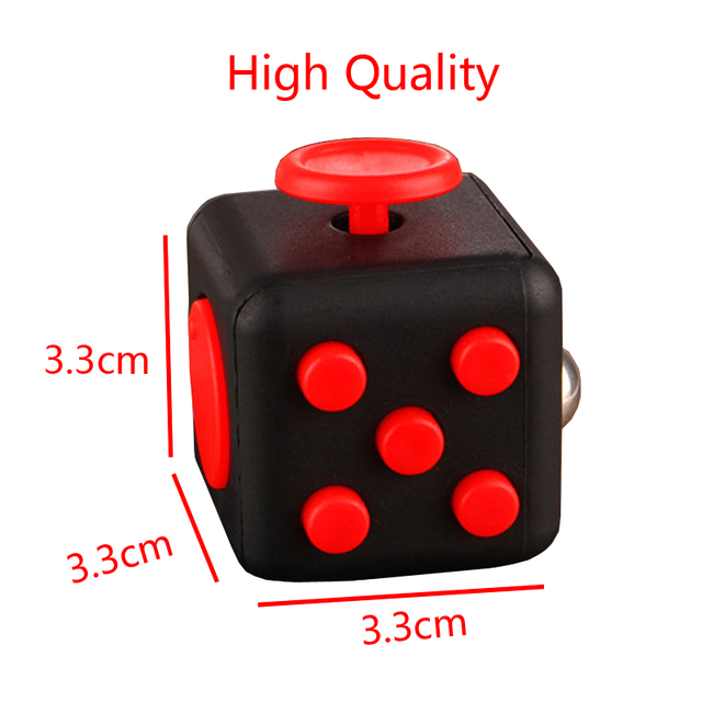 Fidget Cube – The Ultimate Stress Reliever Toy