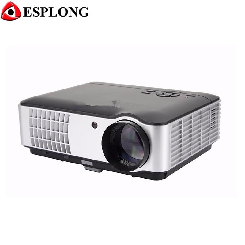 2800 Lúmenes RD-806 Proyector Portátil Full HD 1080 P LED Proyector de Vídeo Con