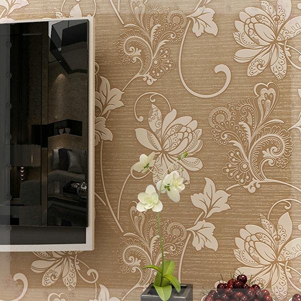 Aliexpress Buy Modern wallpaper style 3D Waterproof Bedroom – Wallpaper for a Bedroom