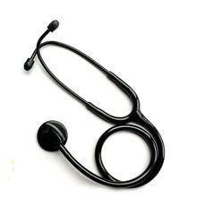 Pro Single Head medical stethoscope EMT Doctor Nurse Vet Student Health Blood Stethoscope Free Shipping