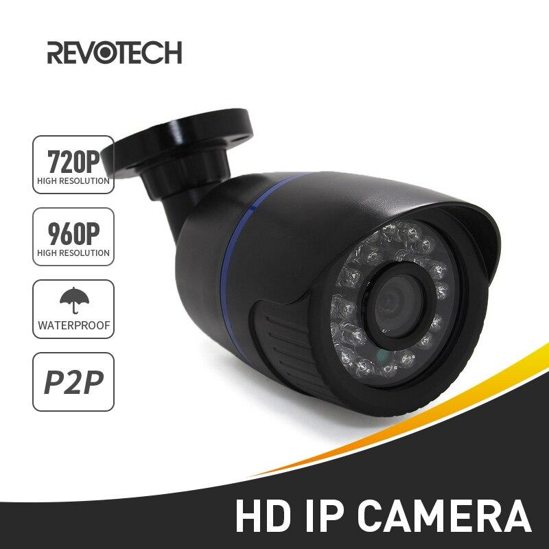 bilder für 720 P/960 P Wasserdichte Gewehrkugel Ip-kamera 1.0MP/1.3MP 24LED IR Outdoor CCTV Kamera ONVIF Nachtsicht P2P IP Überwachungskamera