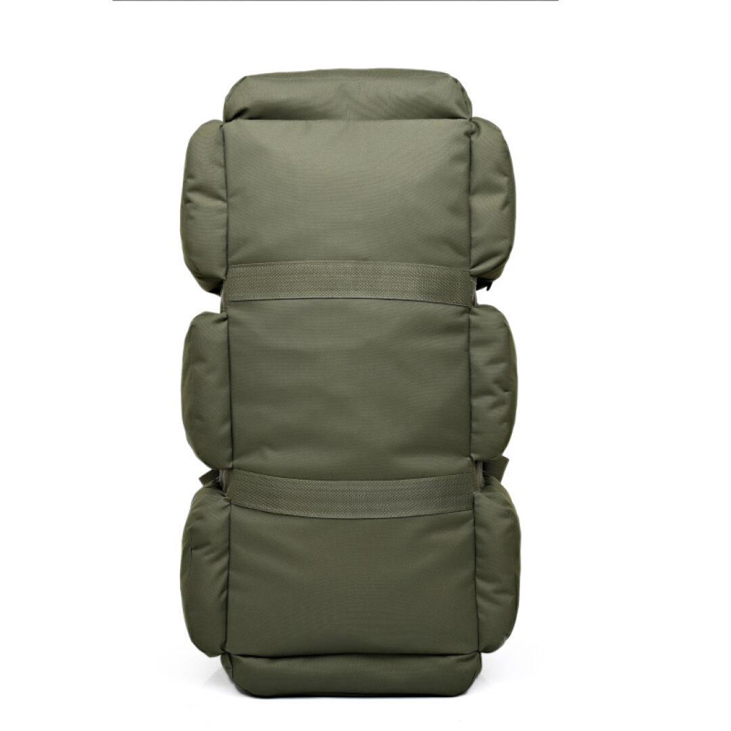 Outdoor Large Capacity Hiking Climbing Backpacks Military Tactical Duffle Bag Army Camouflage Mountaineering Backpack 90L