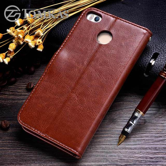 Wallet Flip PU Leather Cover Cases 4